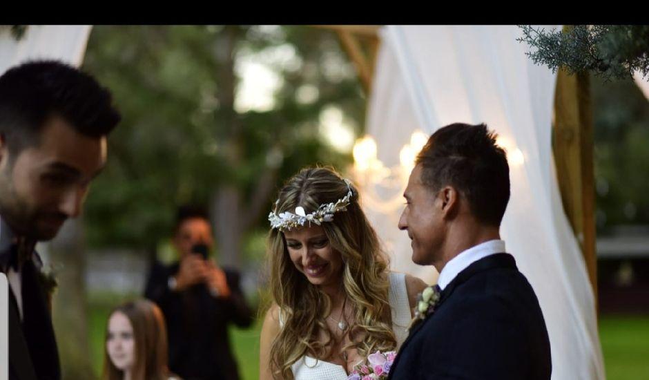 La boda de Teo y Marien en Ontinyent, Valencia
