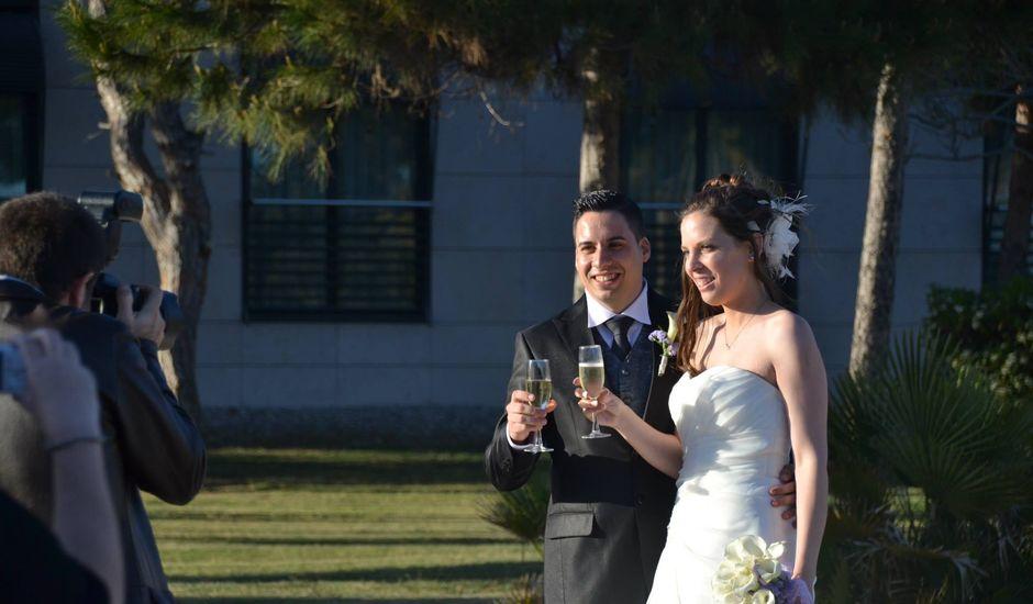 La boda de Jordi y Verónica  en Viladecans, Barcelona