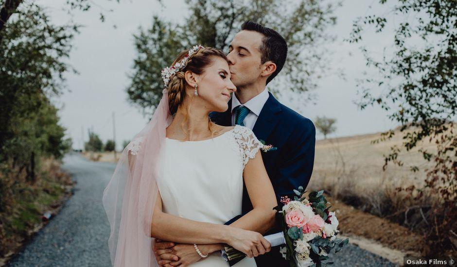 La boda de Jose y Vanessa en Toledo, Toledo