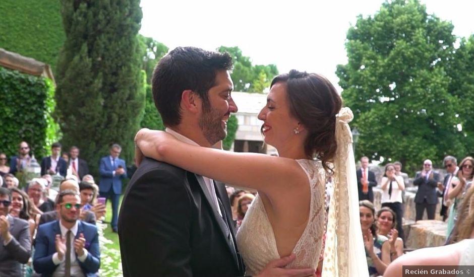 La boda de Manolo y Bea en Ayllon, Segovia