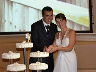 La boda de Dámaso y Noelia