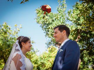 La boda de MªÁngeles y Pablo
