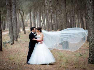 La boda de Angie y Tony 1