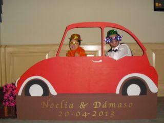 La boda de Dámaso y Noelia 1