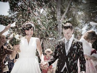 La boda de Edda y Oscar