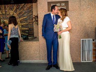 La boda de Chus y David 2