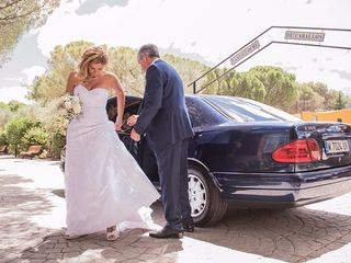 La boda de Sandra y Ángel 2
