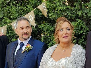 La boda de Joaquín y Cristina
