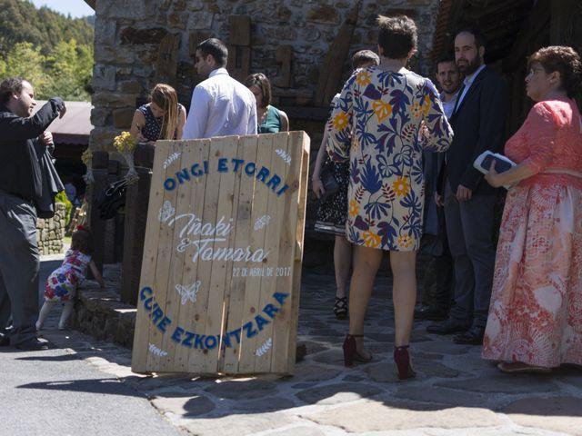 La boda de Iñaki y Tamara en Getxo, Vizcaya 2