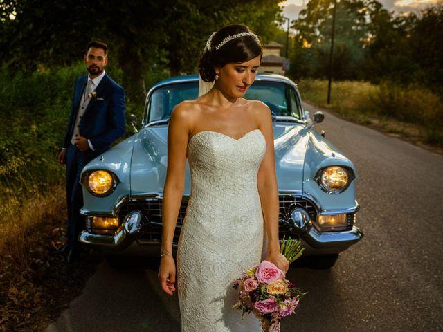 La boda de Mariaje y Diego