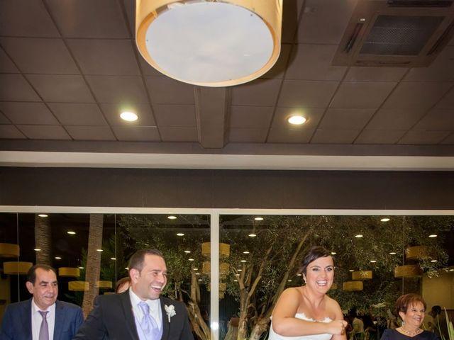 La boda de Marcos y Gema  en L' Alcúdia, Valencia 4