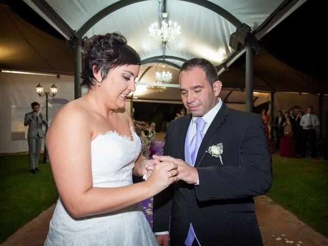 La boda de Marcos y Gema  en L' Alcúdia, Valencia 2