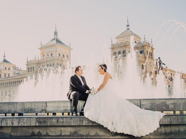 La boda de Marcos y Gema  en L' Alcúdia, Valencia 7