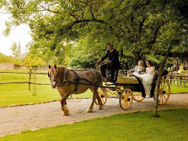 La boda de David y Ana en Gijón, Asturias 11