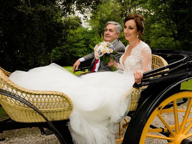 La boda de David y Ana en Gijón, Asturias 12
