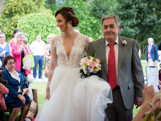 La boda de David y Ana en Gijón, Asturias 14