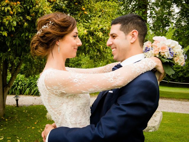 La boda de David y Ana en Gijón, Asturias 43