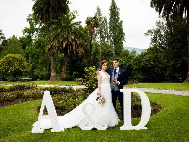 La boda de David y Ana en Gijón, Asturias 1