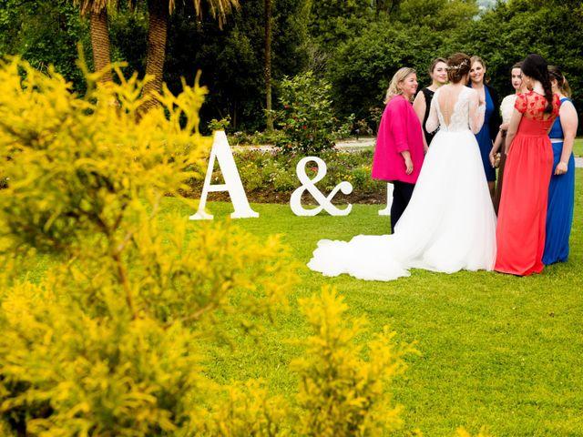 La boda de David y Ana en Gijón, Asturias 55