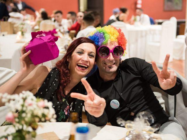 La boda de David y Ana en Gijón, Asturias 62