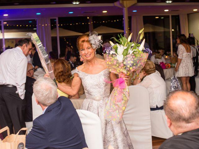 La boda de David y Ana en Gijón, Asturias 63