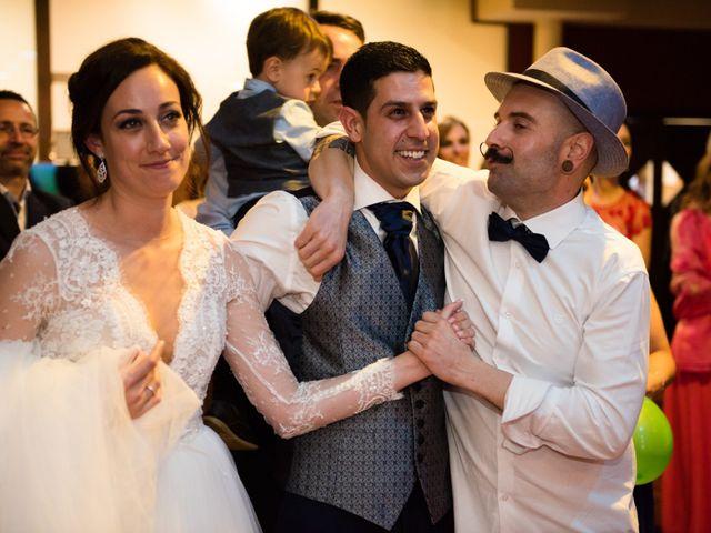 La boda de David y Ana en Gijón, Asturias 65