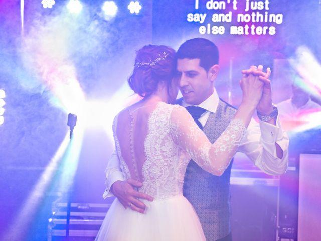 La boda de David y Ana en Gijón, Asturias 67