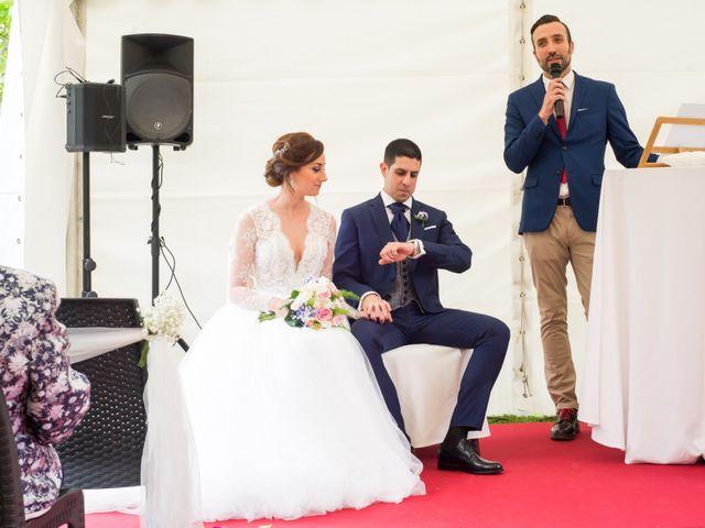 La boda de David y Ana en Gijón, Asturias 83