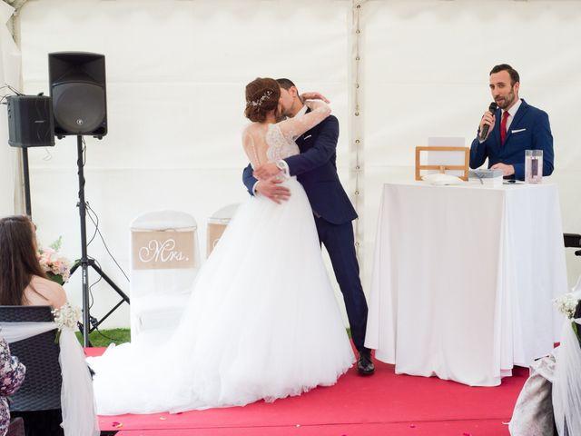 La boda de David y Ana en Gijón, Asturias 85