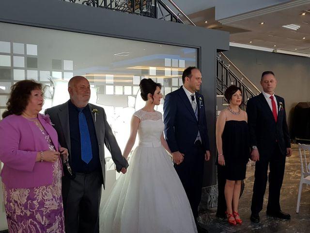 La boda de David Boix Ochoa  y Miriam Marcos Rico en Petrer, Alicante 2
