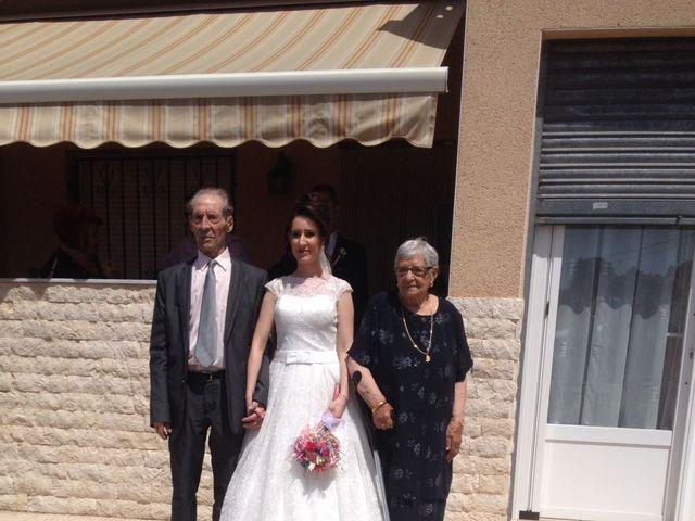 La boda de David Boix Ochoa  y Miriam Marcos Rico en Petrer, Alicante 8