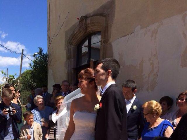 La boda de Cristina y Victor en Sant Fost De Campsentelles, Barcelona 2
