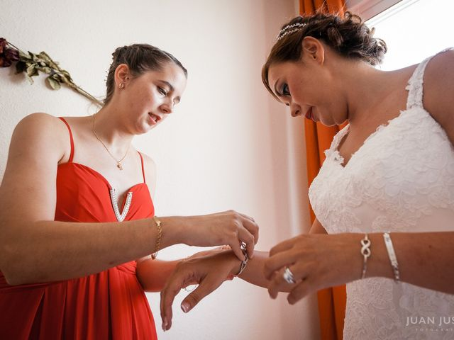 La boda de Pablo y MªÁngeles en Málaga, Málaga 15