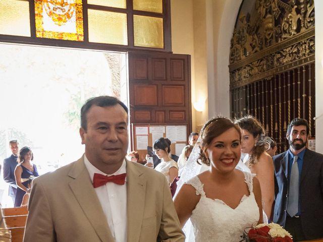 La boda de Pablo y MªÁngeles en Málaga, Málaga 20