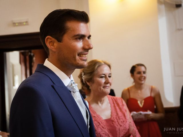 La boda de Pablo y MªÁngeles en Málaga, Málaga 21