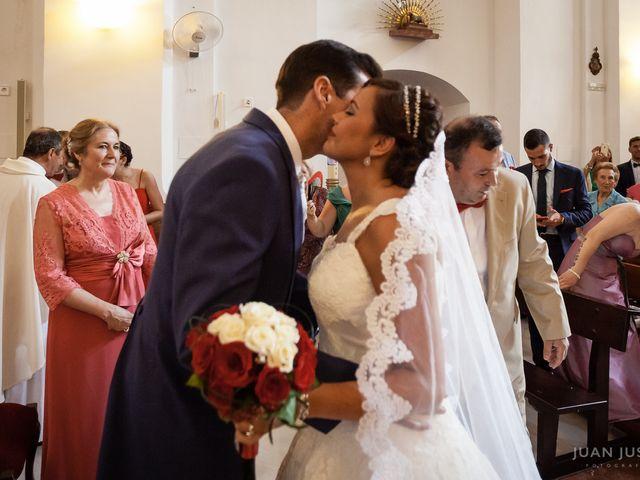 La boda de Pablo y MªÁngeles en Málaga, Málaga 22