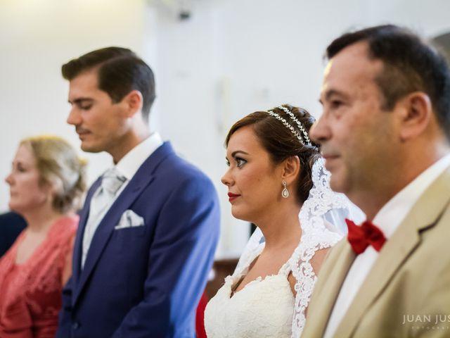 La boda de Pablo y MªÁngeles en Málaga, Málaga 23