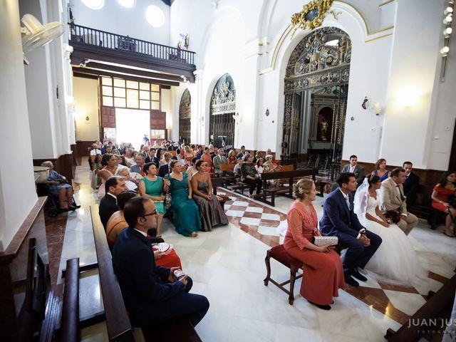 La boda de Pablo y MªÁngeles en Málaga, Málaga 24
