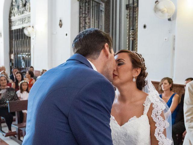 La boda de Pablo y MªÁngeles en Málaga, Málaga 25