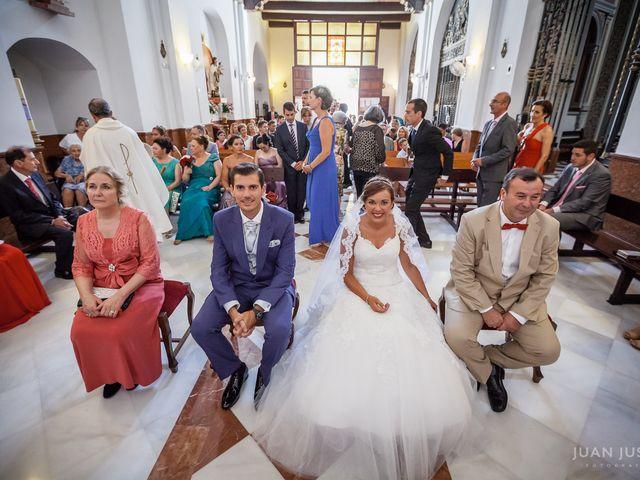 La boda de Pablo y MªÁngeles en Málaga, Málaga 26