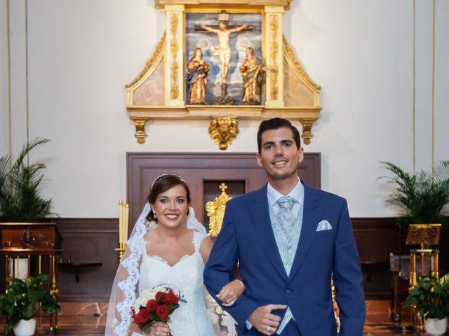 La boda de Pablo y MªÁngeles en Málaga, Málaga 27