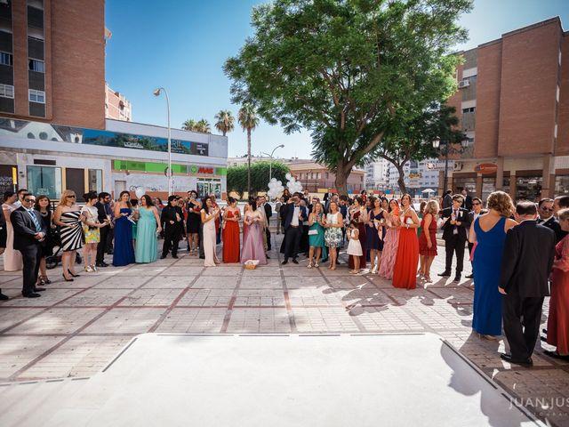 La boda de Pablo y MªÁngeles en Málaga, Málaga 28