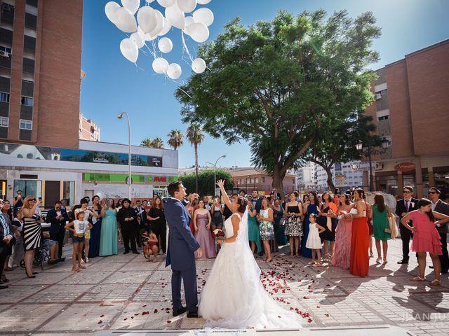 La boda de Pablo y MªÁngeles en Málaga, Málaga 31