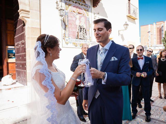 La boda de Pablo y MªÁngeles en Málaga, Málaga 33