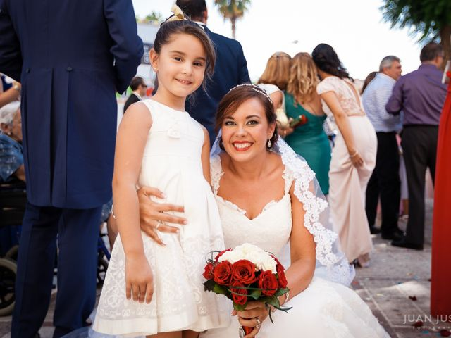 La boda de Pablo y MªÁngeles en Málaga, Málaga 34
