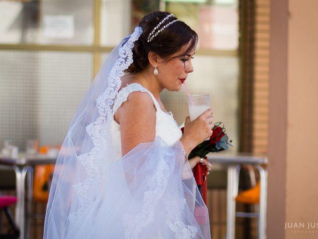 La boda de Pablo y MªÁngeles en Málaga, Málaga 35