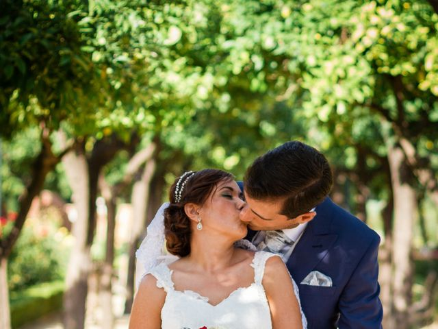 La boda de Pablo y MªÁngeles en Málaga, Málaga 39