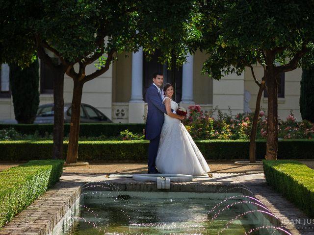 La boda de Pablo y MªÁngeles en Málaga, Málaga 40
