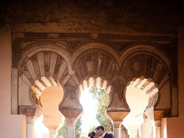 La boda de Pablo y MªÁngeles en Málaga, Málaga 41