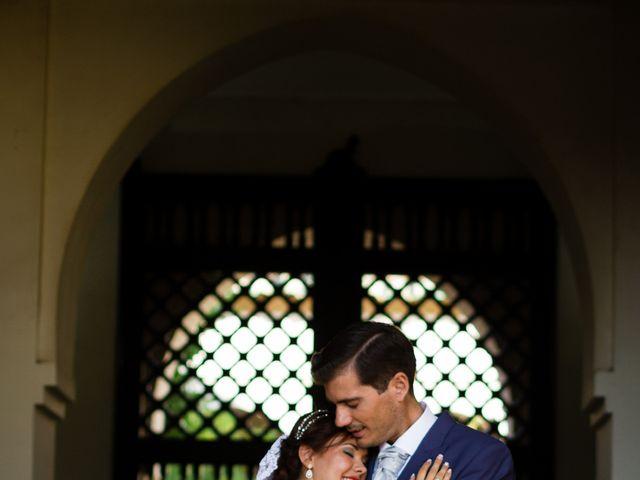 La boda de Pablo y MªÁngeles en Málaga, Málaga 43